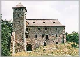 Pohled na hrad